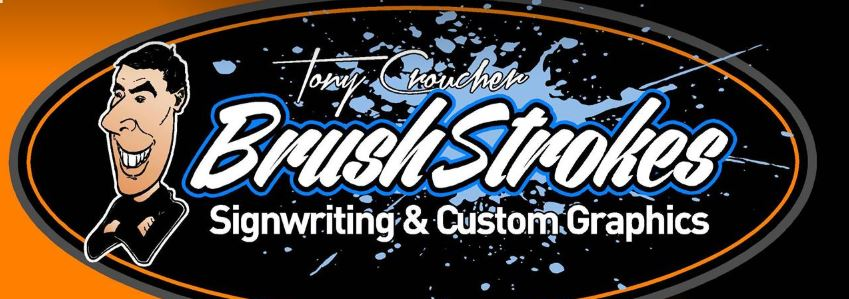BrushStrokes Signwriting