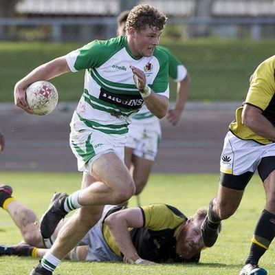 Youngs star as Evergreens beat Wellington