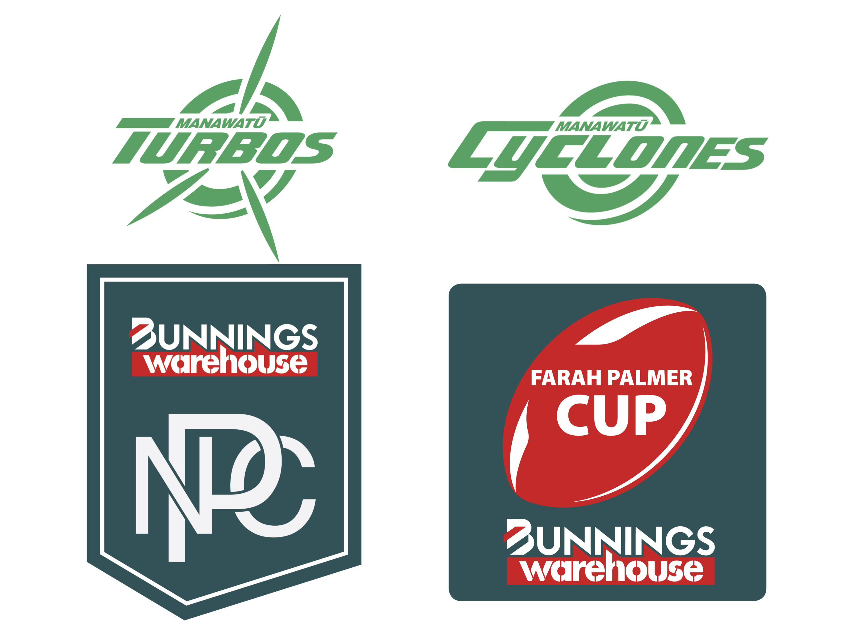 Manawatū Turbos and Manawatū Cyclones will compete in newly named competitions in 2021