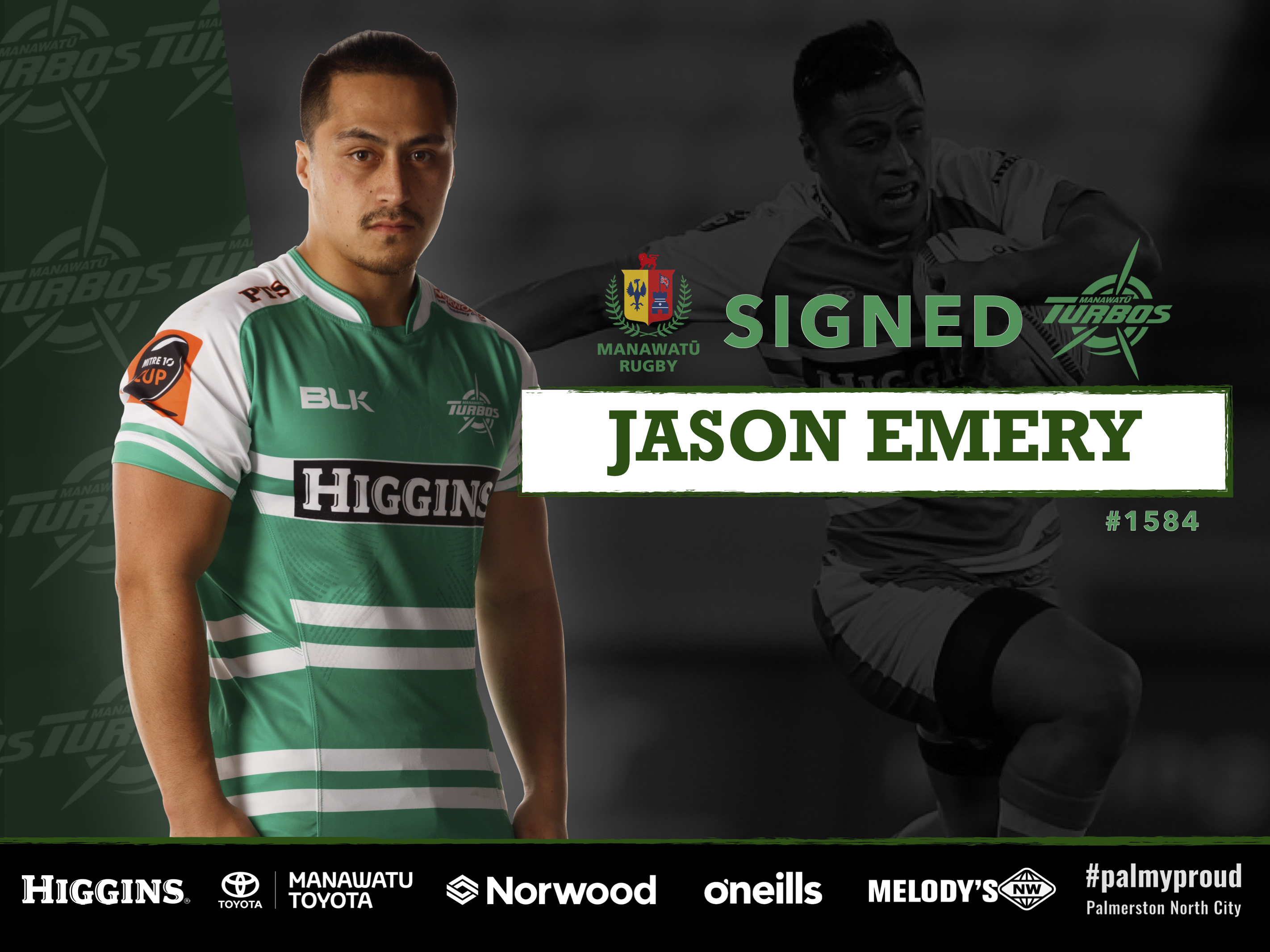 One of Manawatū's favourites is coming home!