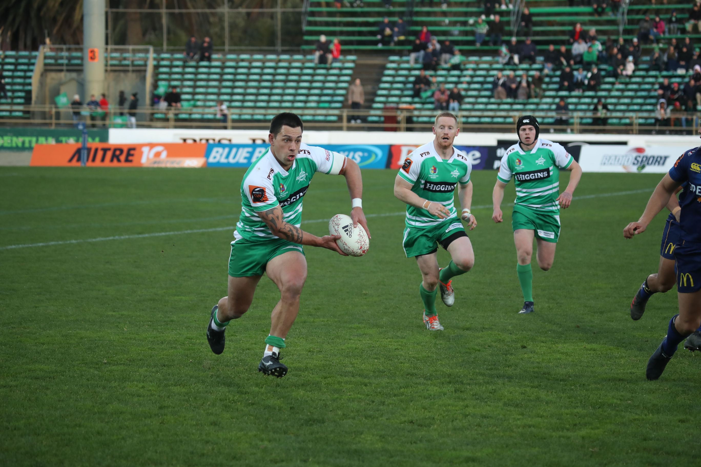 Turbos fall to Otago